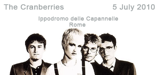 The-cranberries-concert-rome