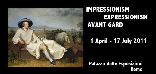 IMPRESSIONISMO-2011-ROME